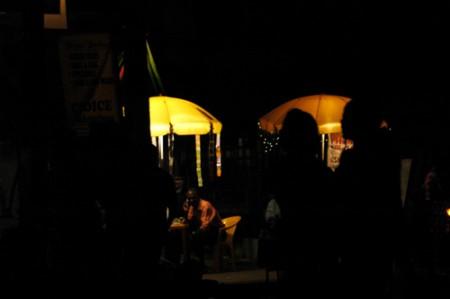 street night image